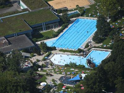 Schwimmbad fohrbach