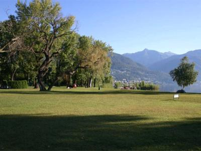 Lakesides / Swimming Pools Lanca Beach Bagno pubblico, Locarno, Ticino