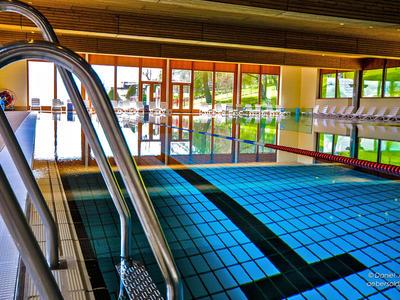 M t o des plages leysin centre sportif de la piscine for Centre sportif cote des neiges piscine